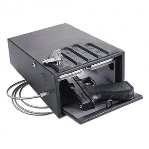 Gunvault Deluxe Mini Gun Safe w/Electronic Keypad GV1000DLX