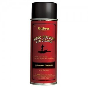 Outers Nitro Aerosol Cleaner/Degreaser 12 Ounce Can 42061