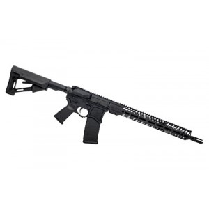 "Seekins Precision NOXs .223 Remington 30-Round 16"" Semi-Automatic Rifle in Black - 11300049"