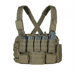 Tactical Chest Rig Color: Coyote