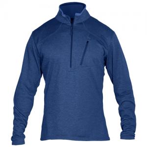 5.11 Tactical Recon Men's 1/2 Zip Jacket in Nautical - Small