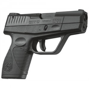 "Taurus 709 9mm 7+1 3"" Pistol in Blued - 1709031"