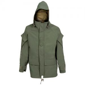Tru Spec H2O Proof Gen 2 Parka Men's Full Zip Coat in Olive Drab - Small