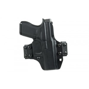 Blade Tech Industries Eclipse Ambi Straight Drop Belt Holster, Fits Glock 34/35, Ambidextrous, Black Holx010116483747 - HOLX010116483747