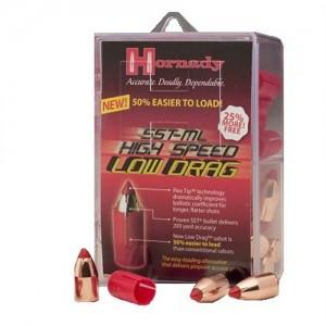 Hornady 50 Cal. Low Drag Sabot w/45 Cal. 300 Grain Super Shock Tip Bullet 67263