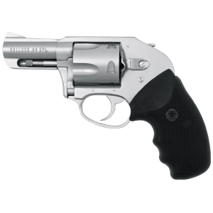 """Charter Arms Bulldog .44 Special 5-Shot 2.5"""" Revolver in Stainless (On Duty) - 74410"""