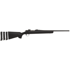 """Mossberg 100 ATR .308 Winchester/7.62 NATO 4-Round 20"""" Bolt Action Rifle in Blued - 27245"""