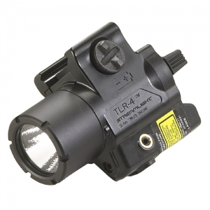 A TLR-4 Weapons Mounted Light With Rail Locating Keys For A Variety Of Weapons Tech: USP Full