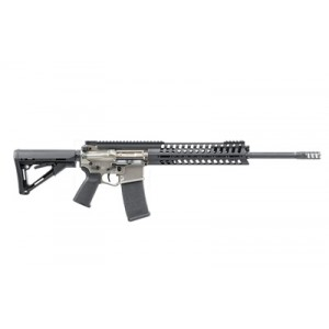 "Patriot Ordnance Factory P415 .223 Remington/5.56 NATO 30-Round 18"" Semi-Automatic Rifle in NP3 Coating - 407"