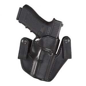 Aker Leather 76 IWB Patriot Right-Hand IWB Holster for Springfield XD-S in Black - H176BPRU-XDS