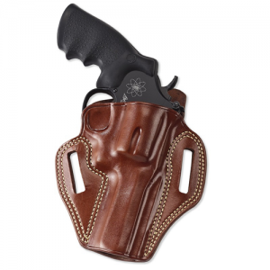 """Galco International Combat Master Right-Hand Belt Holster for Ruger Security Six in Tan (4"""") - CM114"""
