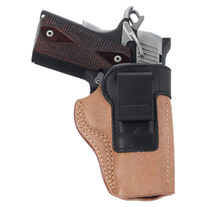 """Galco International Scout Right-Hand IWB Holster for Sig Sauer P225 in Black (1.5"""") - SCT25OB"""