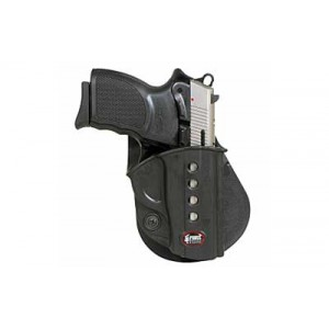 "Fobus USA Evolution Ambidextrous-Hand Paddle Holster for Sig Sauer P250 in Black Kydex (4.7"") - SG250"
