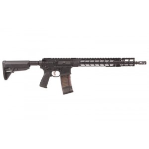 "Primary Weapons Systems Mk1, Mod 2, Semi-automatic, Carbine, 300blk, 16.1"", Black, Magpul Moe, Enhanced Charging Handle, Pws Bolt Carrier Group,  Magpul Moe Grip, Pmag 30, Keymod Handguard, Stainless Steel, Isonite Treated, Button Rifled, 1:8 Twist Barrel"