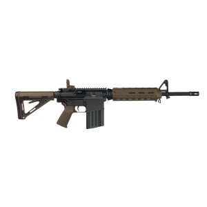 "Bushmaster XM-10 AR-10 MOE Mid-Length .308 Winchester/7.62 NATO 20-Round 16"" Semi-Automatic Rifle in OD Green - 90842"