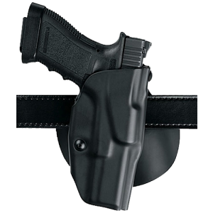 """Safariland 6378 ALS Right-Hand Paddle Holster for Heckler & Koch P2000 in Black (3.5"""") - 637897411"""