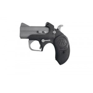 "Bond Arms Big Bear .45 Long Colt 2-Shot 3"" Derringer in Stainless (*CA Compliant*) - BABIGBEAR45L"