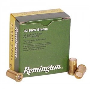 Remington 32 Smith & Wesson Blanks R32BLNK