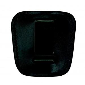 Homeland HLM037 Holster Mini Belt Side NAA Mini-Revolver Leather Black - HLM037