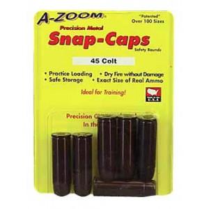 Azoom 45 Long Colt Snap Caps 6 Pack 16124