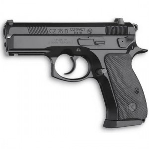 "CZ P-01 9mm 10+1 3.9"" Pistol in Black - 1199"