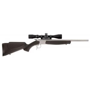"""CVA Mass Market Scout .223 Remington 20"""" Break Open Rifle in Stainless Steel - CR4820SSC"""