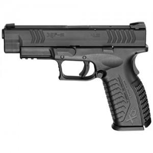 "Springfield XDM 9mm 19+1 4.5"" Pistol in Black - XDM9301HCSP"