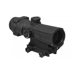 LUCID LLC P7 1-6x24 Riflescope in Matte Black (P7 Etched Glass) - L-1624-P7