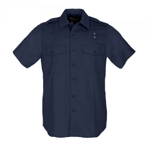 5.11 Tactical PDU Class A Women's Uniform Shirt in Midnight Navy - Large