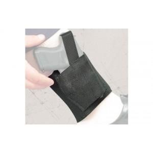 "Desantis Gunhide 62 Apache Left-Hand Ankle Holster for Colt Detective Special in Black (2"") - 062BBSRZ0"