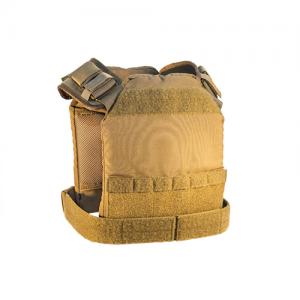 HSG SPC Slick Color: Coyote Brown Size: Medium