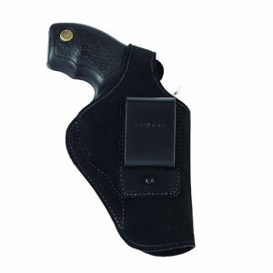 """Galco International Waistband Inside the Pant Right-Hand IWB Holster for Ruger Security Six in Black (2.5"""") - WB112B"""