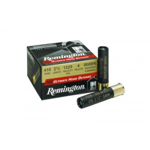 Remington Ultimate .410/45 Long Colt Brass Jacket Hollow Point, 230 Grain (20 Rounds) - HD45C410