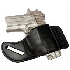 Flashbang 9300BG38010 The Sophia S&W Bodyguard 380 Leather Black - 9300BG38010