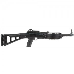"Hi-Point Carbine 9mm 10-Round 16.5"" Semi-Automatic Rifle in Black - 995TS"