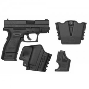"Springfield XD Sub-Compact 9mm 16+1 3"" Pistol in Black - XD9801HCSP06"