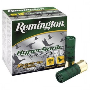 """Remington HyperSonic .12 Gauge (3.5"""") 4 Shot Steel (250-Rounds) - HSS12354"""