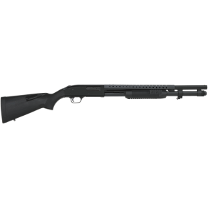 "Mossberg 590 .12 Gauge (3"") 8-Round Pump Action Shotgun with 20"" Barrel - 50772"