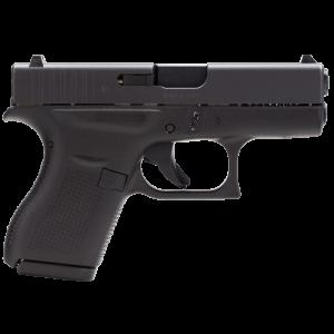 """Glock 42 .380 ACP 6+1 3.25"""" Pistol in Polymer (Gen 3) - UI4250201"""