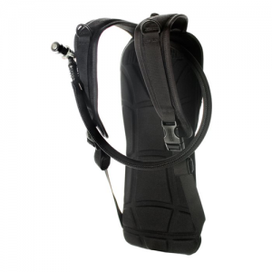HydraStorm Turbine 100 oz  Turbine 100oz Black The Turbine was developed to be the workhorse of hydration systems. The streamlined design allows for easy integration into any BLACKHAWK! vest, pack, or bag. Drink system protected by Microban antimicrobial