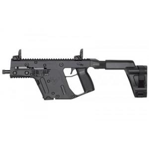 """Kriss Vector SDP SB 9mm 17+1 5.5"""" Pistol in Black Polymer (Gen II) - KV90-PSBBL20"""