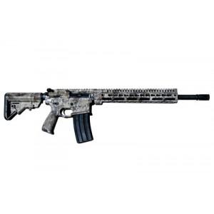 """Midwest Industries SSK12 .223 Remington/5.56 NATO 30-Round 16"""" Semi-Automatic Rifle in Kryptek Highlander Camo - MI-16FSSK12KRYP"""