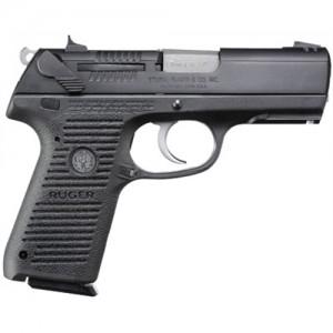 """Ruger P95 9mm 10+1 3.9"""" Pistol in Blued - 13009"""