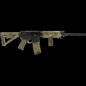 "Windham Weaponry WW-15 SRC .223 Remington/5.56 NATO 30-Round 16"" Semi-Automatic Rifle in Black - R16M4FTTAT"