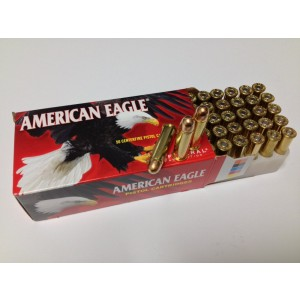 Federal Cartridge American Eagle .38 Special Full Metal Jacket, 130 Grain (50 Rounds) - AE38K