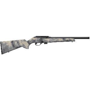 "Remington 597 Heavy Barrel .22 Long Rifle 10-Round 16.5"" Semi-Automatic Rifle in Blued - 80912"