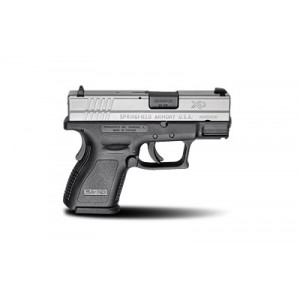 "Springfield XD40 .40 S&W 12+1 3"" Pistol in Fired Case/Duo-Tone - XD9822HC"