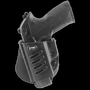 Fobus USA Evolution Left-Hand Paddle Holster for FN Herstal FNP 9, FNP 40, FNX 9, FNX 40 in Black - PX4LH