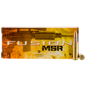 Federal Cartridge Fusion 6.8 SPC Fusion, 90 Grain (20 Rounds) - F68MSR2
