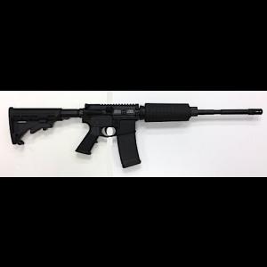 """CORE Core 15 Scout .223 Remington/5.56 NATO 30-Round 16"""" Semi-Automatic Rifle in Black - 100429"""